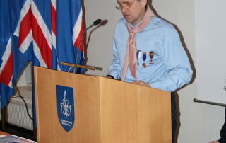 Aðalfundur SSR 26.mars